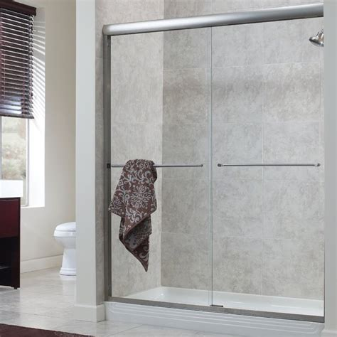 Frameless Bypass Shower Doors Shower Glass Doors