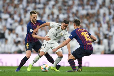 Tactical Review: Real Madrid 0-3 Barcelona; 2018/19 Copa ...