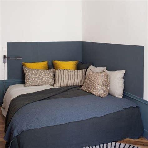 chambre couple feng shui tete de lit deco chambre