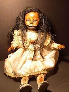 Scary looking doll | Evil Ladies
