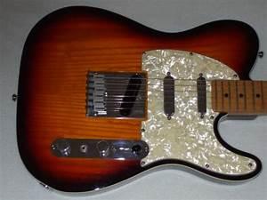 Fender Telecaster Usa Deluxe Plus 1998 Antique Burst 3