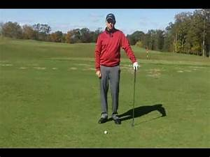 Golf Lessons - Stop hitting the ground before the ball ...