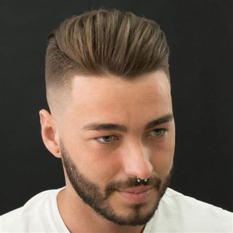 undercut fade haircuts hairstyles men guide