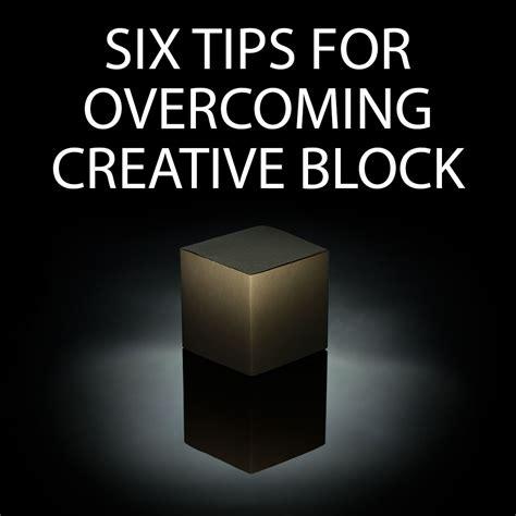 tips  overcoming creative block discover digital