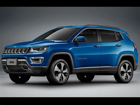 2017 Jeep Compass Primary Graphics And Information And