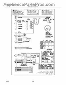Parts For Electrolux Ewflw65hts0  Wiring Diagram Parts