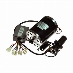 36 Volt 1000 Watt Motor  Controller   U0026 Throttle Kit For