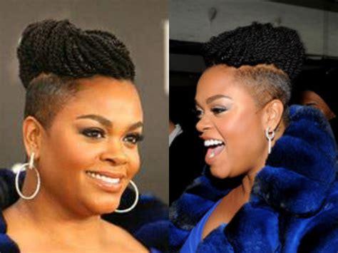 hair evolution  jill scott hype hair