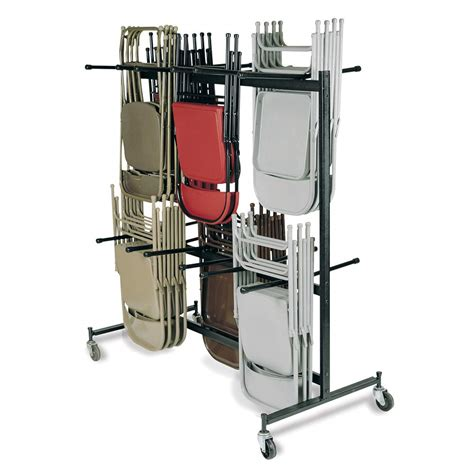 national seating hanging folding chair truck dolly