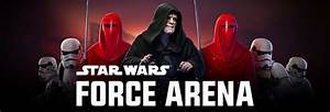 Star Wars: Force Arena Overview | Free Online MMORPG and ...