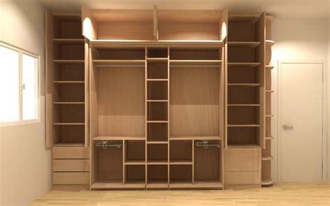 placard rangement chambre placard chambre coucher armoire design portes 225 cm