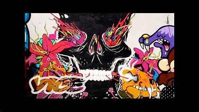 Graffiti Graphic Artist Designer