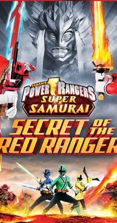 Power Rangers Samurai: The Secret of the Red Ranger Vol. 4 ...