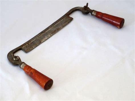 vintage draw knife vintage tools cutting tool wood