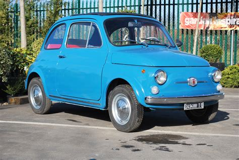 Fiat 500 Owners by 1967 Fiat 500 F One Owner From New Coys Of Kensington