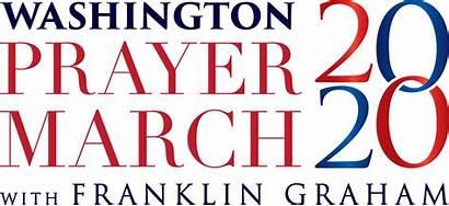 Prayer March Livestream Points Give