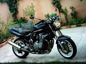 Ma 1ere Moto - Suzuki Gsf 600 Bandit N De 1997