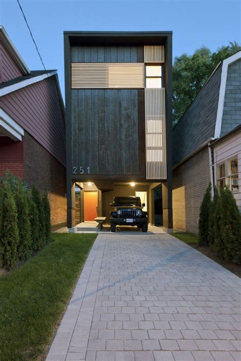 narrow house designs 11 spectacular narrow houses and their ingenious design