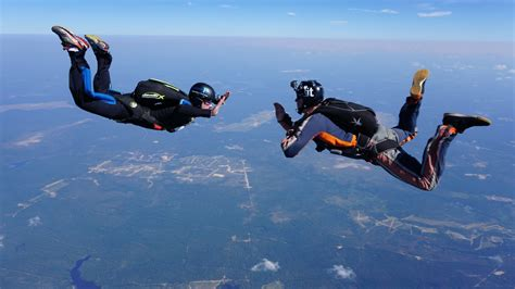 sky dive comprehensive learn to skydive programs skydive paraclete xp