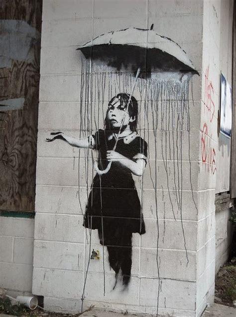 Mixtura: #STREET ART / Banksy (27 opere)