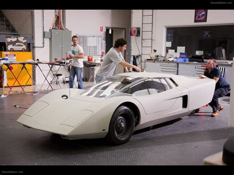 Holden Hurricane Concept 1969 Exotic Car Image 22 Of 50