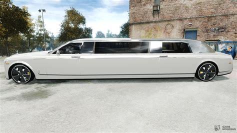 Rolls Royce Limousine by Sapphire Rolls Royce Phantom Limousine Disco Limo For Gta 4