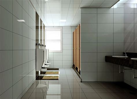 designer washroom public toilets interior with mirror 3d house free 3d house pictures and wallpaper