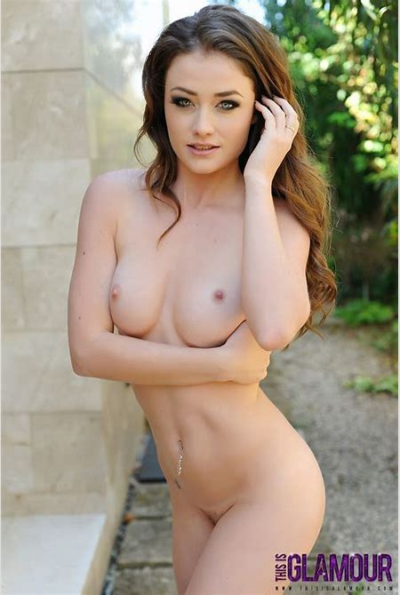 Outside in Lingerie - Jess Impiazzi - Sexy Gallery Full Photo #151105 - SexyAndFunny.com