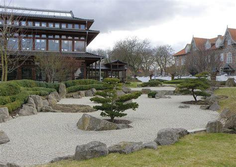 Japanischer Garten Japanischs Haus Und Garten Mit