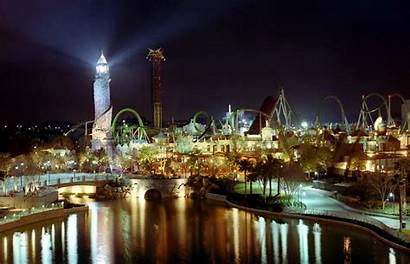 Studios Hollywood Night Florida Theme Island Parks