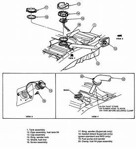 Solved  Where Is Located The Fuel Pump For Mazda B3000
