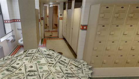 msus communal bathrooms     moneys worth
