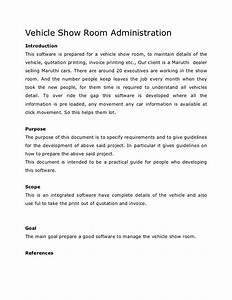 academic project vehicle show room administration synopsis With vehicle management system project documentation