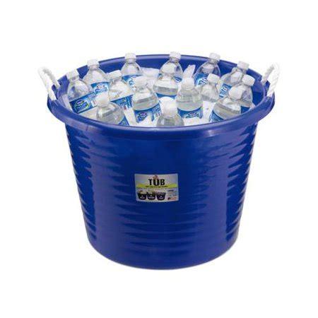 tubs at walmart united solutions 17gal utility tub 6 pack walmart