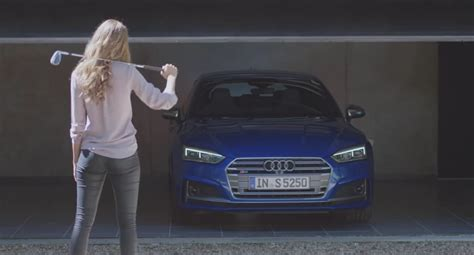 Furious Wife Destroys Everything, Stops At New Audi S5
