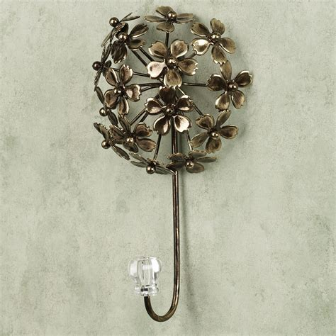 Decorative Wall Hook - 15 tricks to make your home shiny on a budget interior
