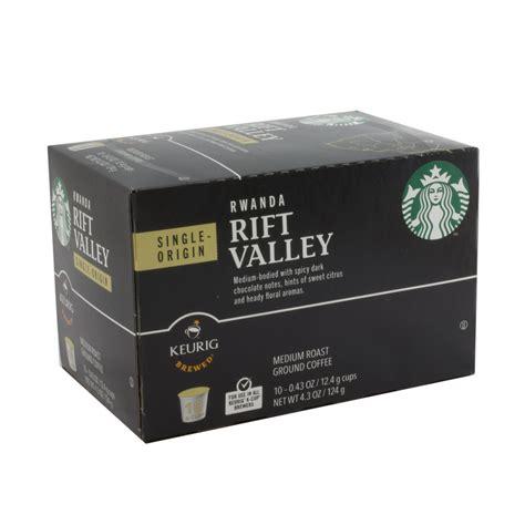Starbucks card terms of use and agreement. Starbucks Rwanda Rift Valley Medium Roast Ground K-Cup - Shop Coffee at H-E-B
