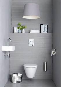 Aménager Une Petite Salle De Bain : comment am nager une petite salle de bain toilettes ~ Melissatoandfro.com Idées de Décoration