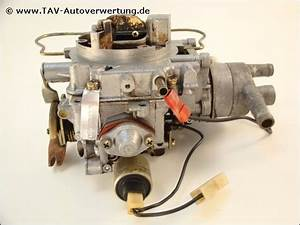 Carburetor Pierburg 1b 055