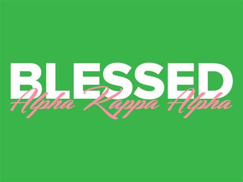 alpha kappa alpha colors 187 alpha kappa alpha blessed