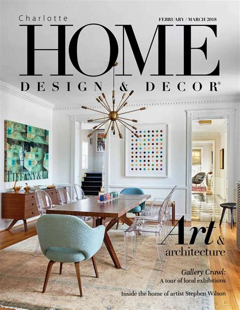 home interior decor february march 2018 by home design decor magazine issuu