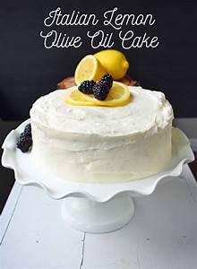 Italian Lemon Olive Oil Cake  U2013 Modern Honey