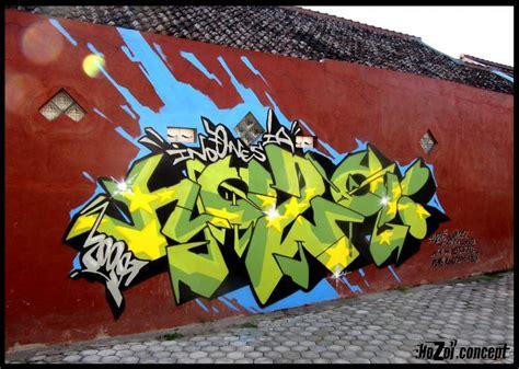 Grafiti Indonesia : Street-art And Graffiti