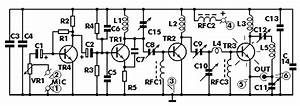 ba1404 With 4w fm transmitter