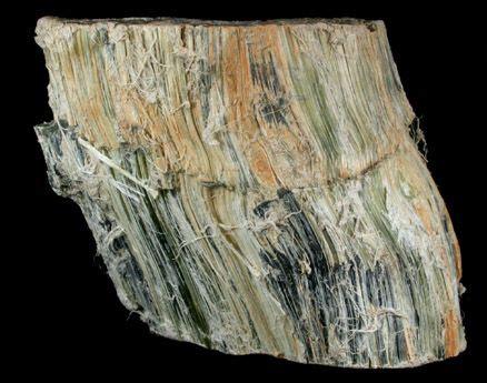 chrysotile asbestos serpentine  mineral  gemstone