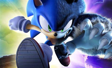 Sonic The Hedgehog Werehog Transformation Wallpaper Hd