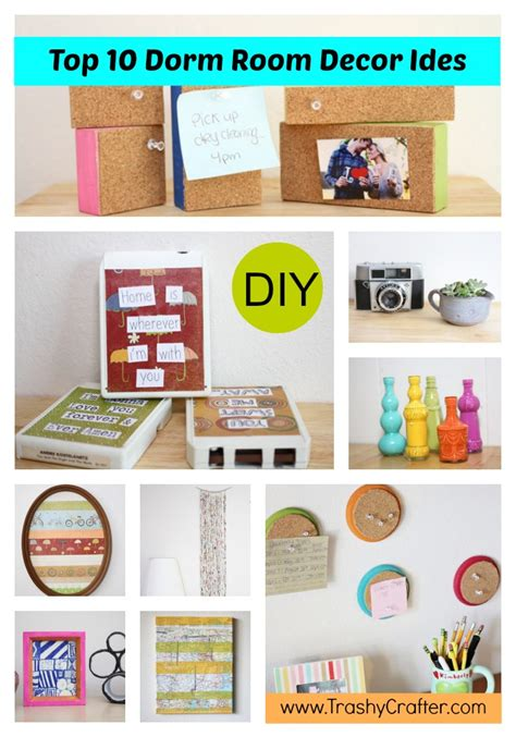 Diy Room Decor Ideas by Top Ten Room Decor Diy Ideas Easy Cheap And Awesome