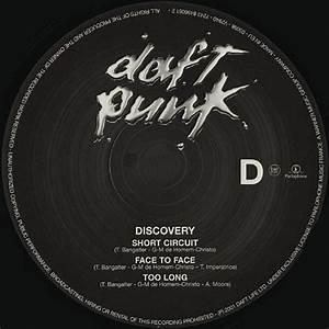 Daft Punk – Discovery | Vinyl Album Covers.com
