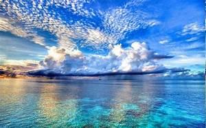 Sky, Water, Landscape, Wallpapers, Hd, Desktop, And, Mobile