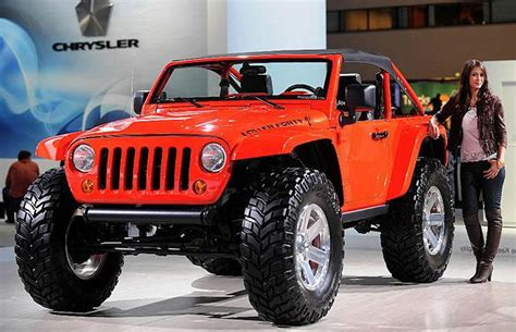 Jeep Wrangler Lower Forty by Jeep Lower Forty Concept Car Picture Deena S Concept Car